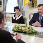 Лукаш та Янукович